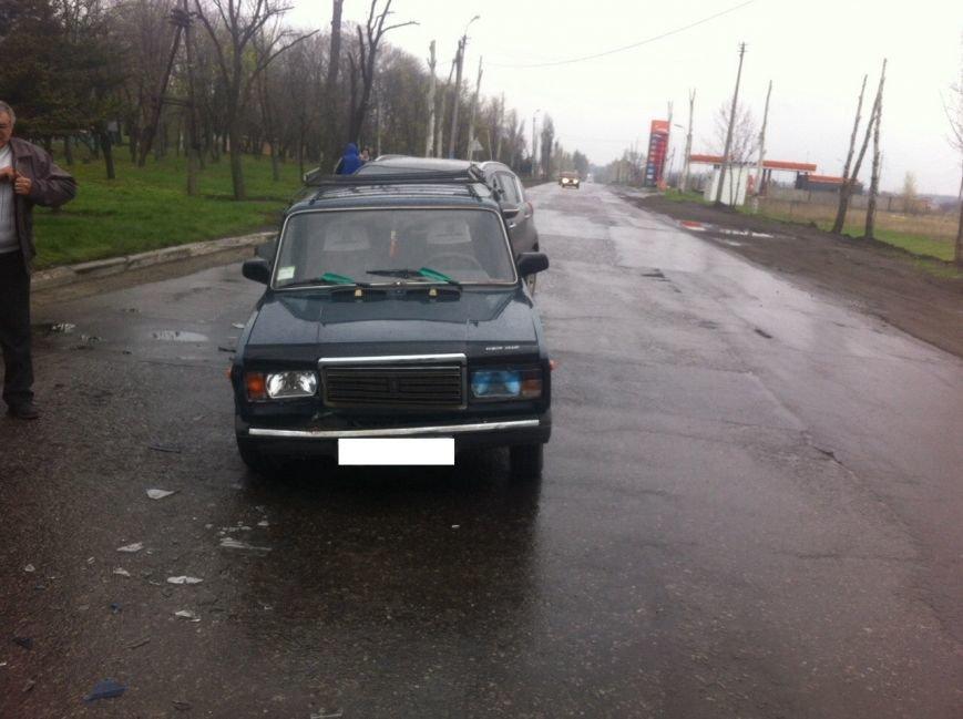 Подробности тройного ДТП в Покровске: виновный водитель уснул за рулем (ФОТО), фото-6