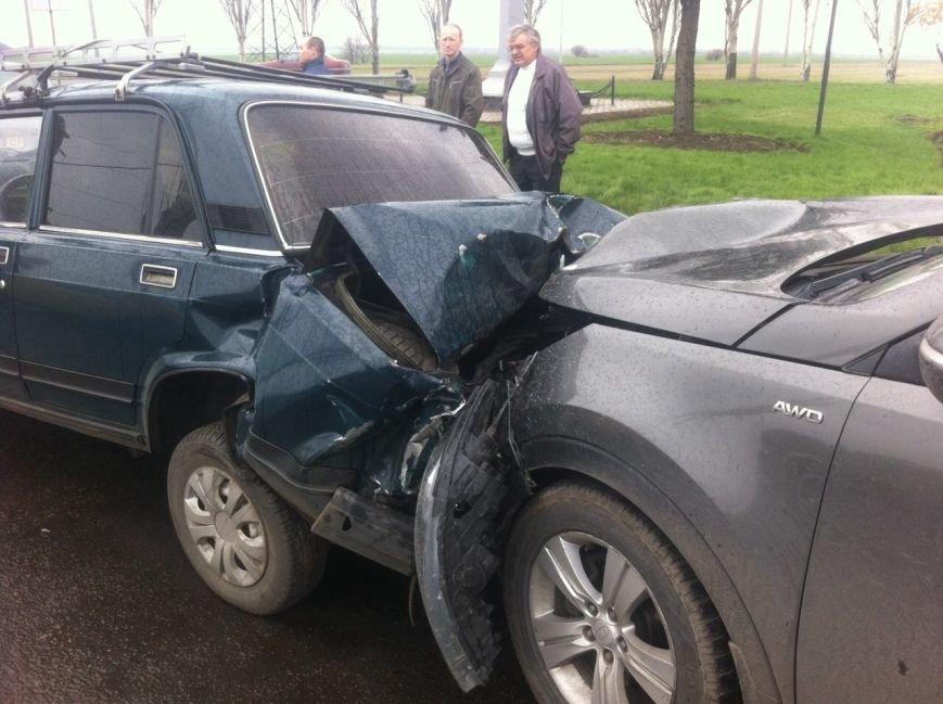 Подробности тройного ДТП в Покровске: виновный водитель уснул за рулем (ФОТО), фото-5