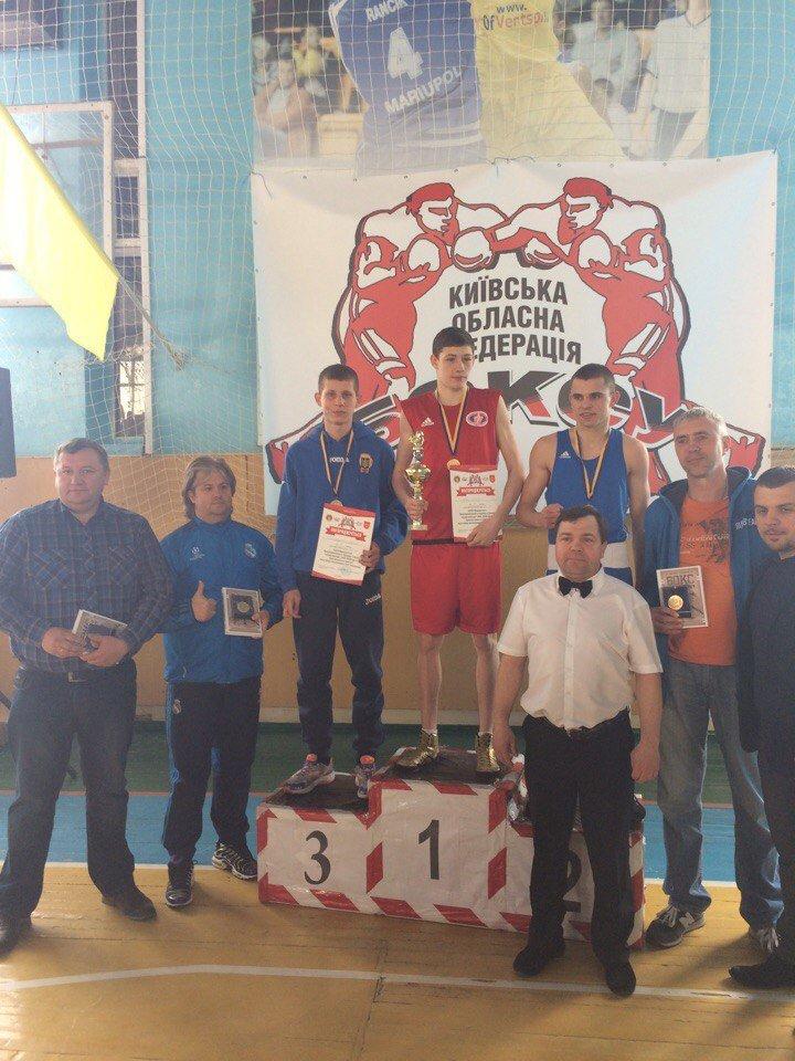 Боксер з Покровська Артем Демяненко посів III місце на Всеукраїнському турнірі з боксу, фото-1