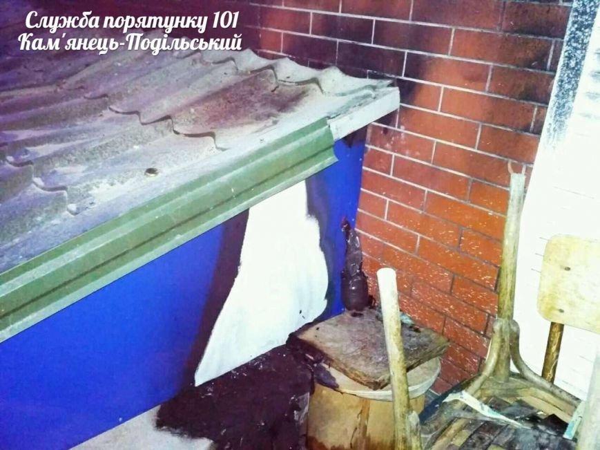 На Мікрорайоні Жовтневому підпалили магазин, фото-1