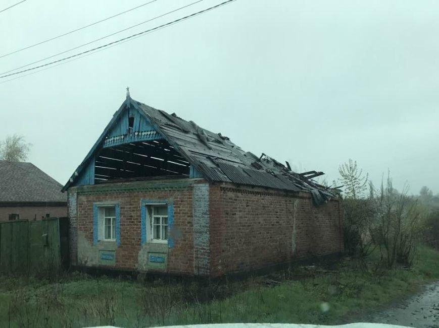 В Авдеевке в результате обстрелов боевиков пострадали сотни домов (ФОТО), фото-3
