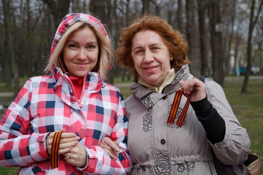 В Белгороде стартовала акция «Георгиевская ленточка», фото-8