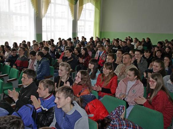 Бахмут во второй раз встретил «Поезд Единения Украины «Трухановская Сечь» (ФОТО), фото-8