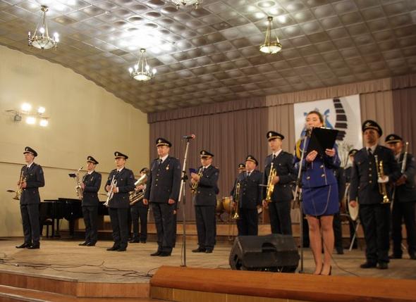 Бахмут во второй раз встретил «Поезд Единения Украины «Трухановская Сечь» (ФОТО), фото-15