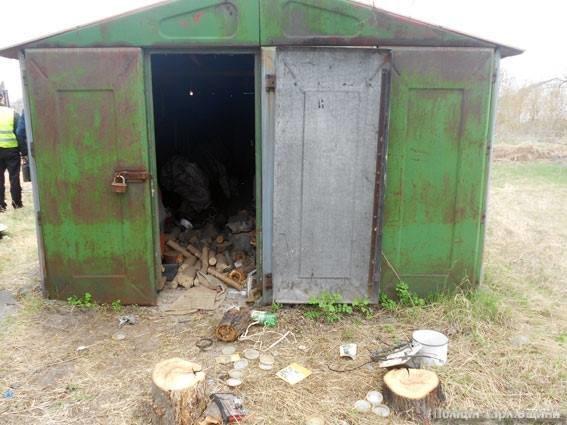 На Харьковщине подростки промышляли гаражным грабежом (ФОТО), фото-1