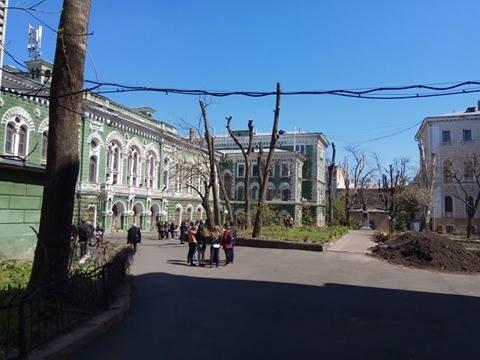 Одесса под прицелом телефонных террористов: Заминировали все корпусы университета Мечникова (ФОТО, ВИДЕО), фото-9