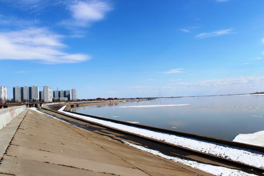 Вот это уровень! Вода в Оби за сутки прибыла на 17 сантиметров, фото-1