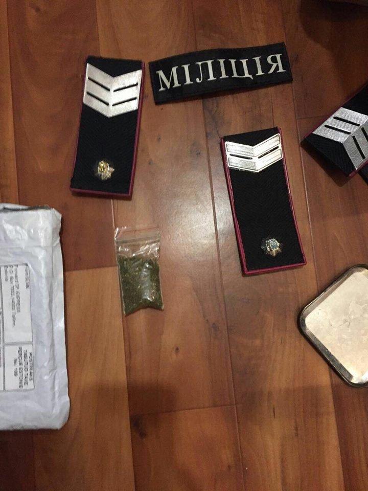 Сьогодні у Херсоні затримали поліцейського-наркоділка (фото), фото-2
