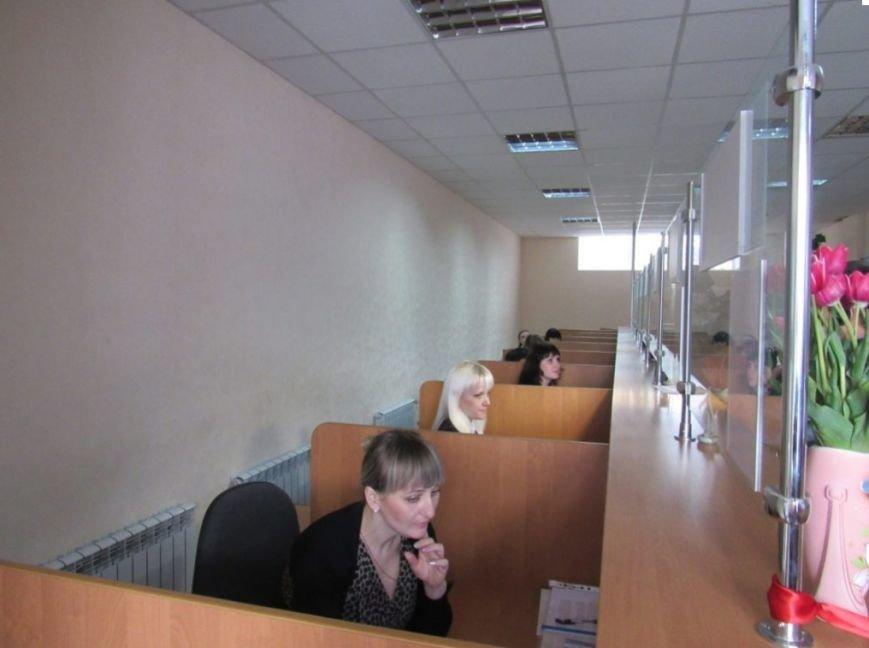 У Херсоні відкрився сервісний центр по наданню послуг у сфері держреєстрації громадських формувань та друкованих ЗМІ, фото-1