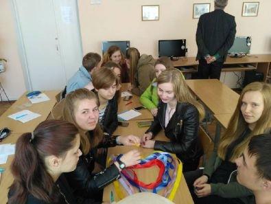 Гості з Німеччини в Новоград-Волинській СШ №4, фото-1