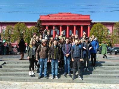 Гості з Німеччини в Новоград-Волинській СШ №4, фото-6