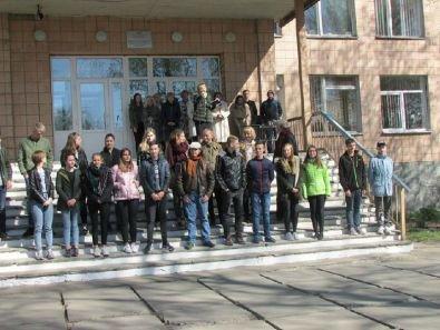 Гості з Німеччини в Новоград-Волинській СШ №4, фото-4