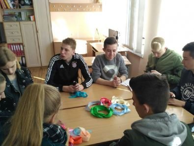 Гості з Німеччини в Новоград-Волинській СШ №4, фото-5