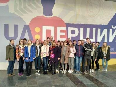 Гості з Німеччини в Новоград-Волинській СШ №4, фото-2