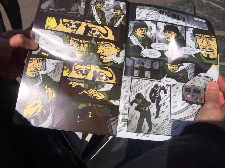 В Мариуполь завезли 7 тонн книг о разных периодах истории Украины (ФОТО, ВИДЕО), фото-7