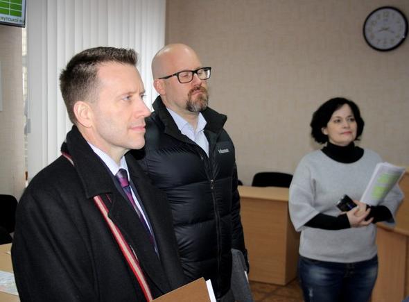 В городском совете состоялась встреча с представителями Украинской инициативы по повышению уверенности, фото-2