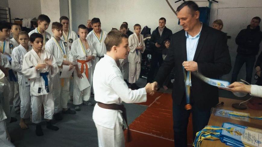 На чемпионате области по рукопашному бою никопольчане завоевали 14 наград, фото-4