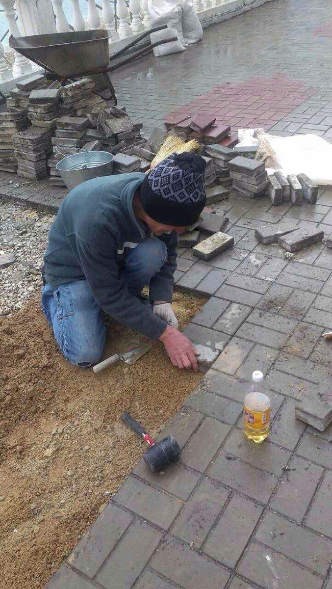 В Коктебеле начали восстанавливать набережную (ФОТО), фото-3
