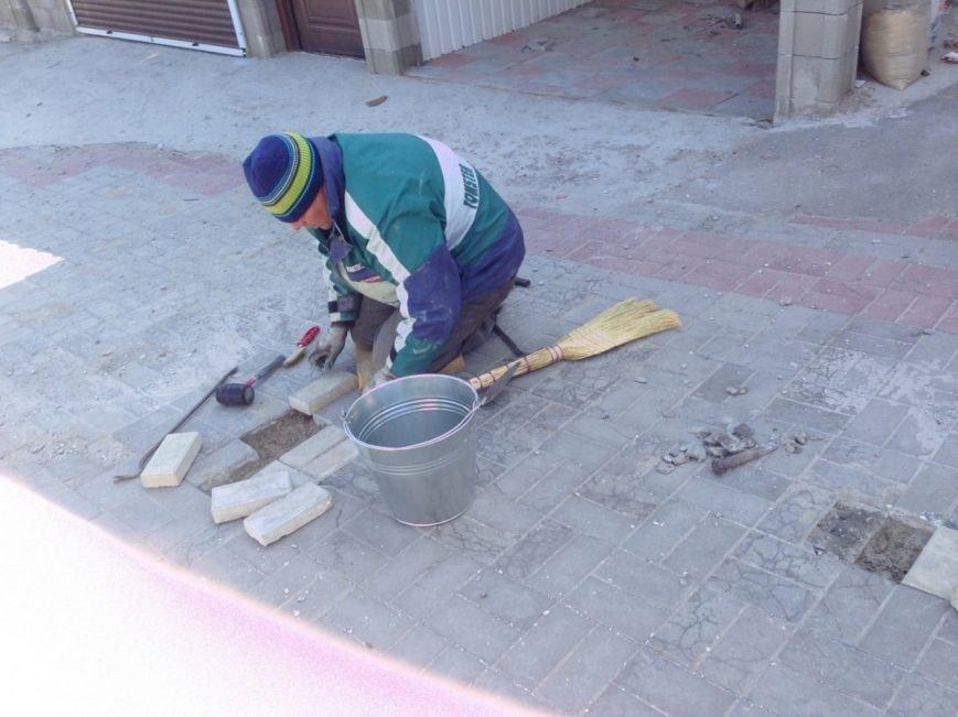 В Коктебеле начали восстанавливать набережную (ФОТО), фото-4