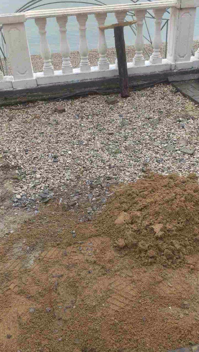 В Коктебеле начали восстанавливать набережную (ФОТО), фото-2