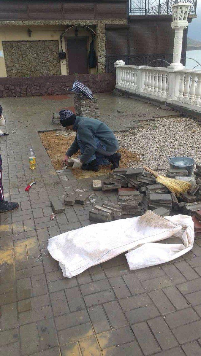 В Коктебеле начали восстанавливать набережную (ФОТО), фото-5