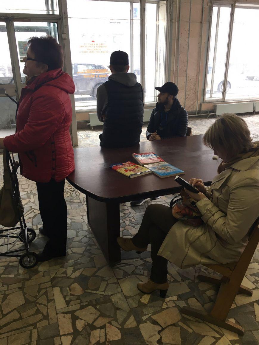 Электронная очередь парализует работу ульяновской почты? ФОТО, фото-1
