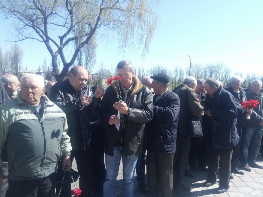 В Покровске почтили память ликвидаторов Чернобыльской АЭС, фото-2