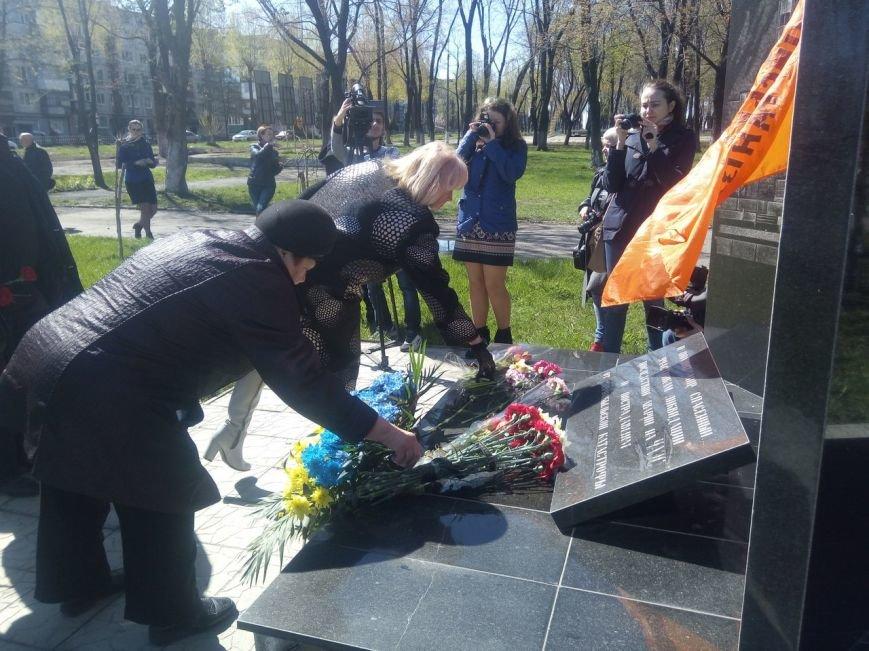 В Покровске почтили память ликвидаторов Чернобыльской АЭС, фото-11