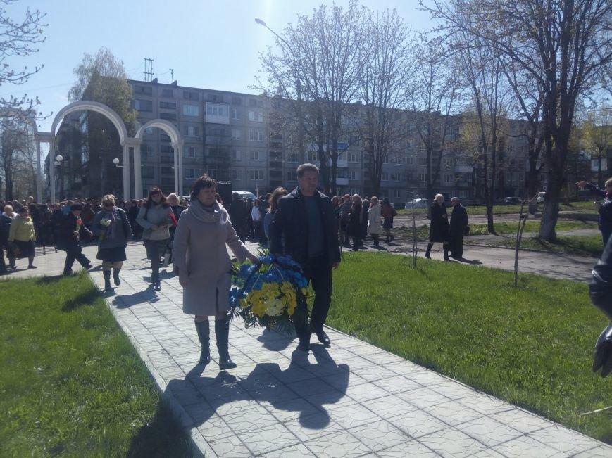 В Покровске почтили память ликвидаторов Чернобыльской АЭС, фото-9