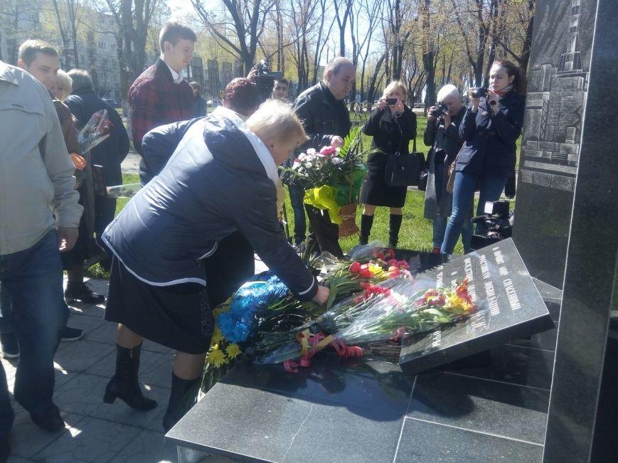 В Покровске почтили память ликвидаторов Чернобыльской АЭС, фото-10