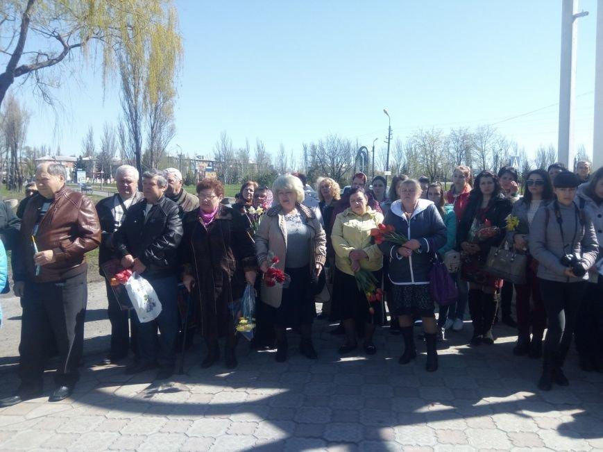 В Покровске почтили память ликвидаторов Чернобыльской АЭС, фото-1