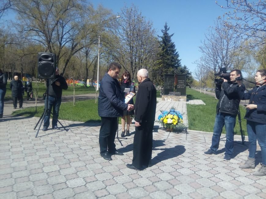 В Покровске почтили память ликвидаторов Чернобыльской АЭС, фото-3