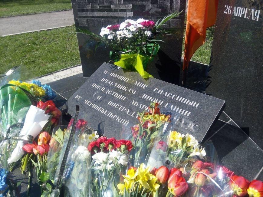 В Покровске почтили память ликвидаторов Чернобыльской АЭС, фото-13