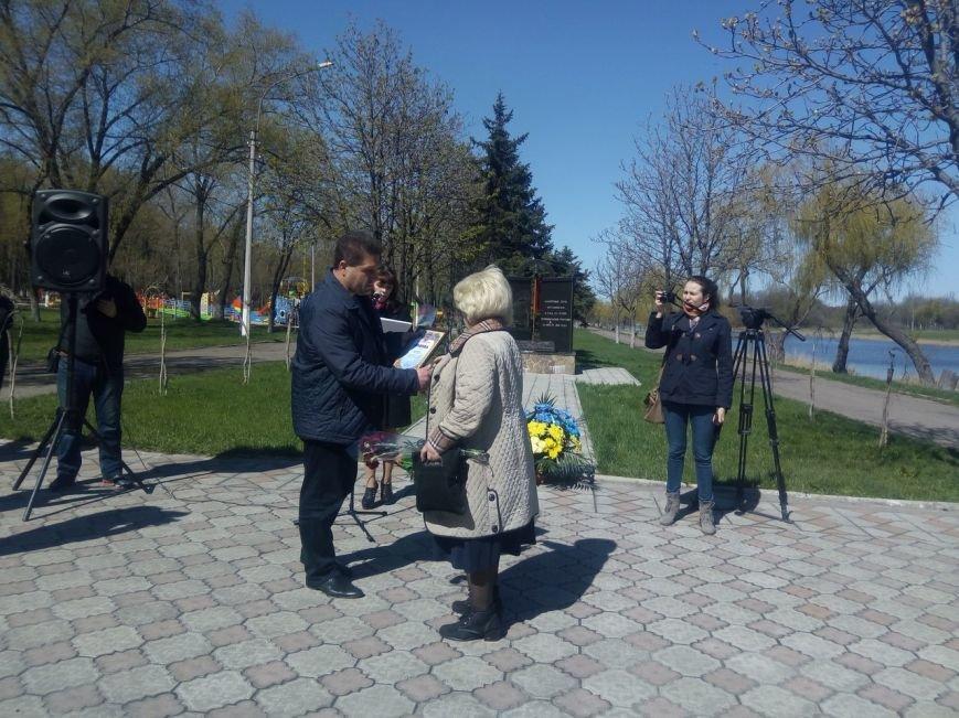 В Покровске почтили память ликвидаторов Чернобыльской АЭС, фото-7