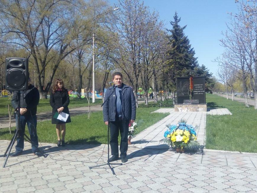 В Покровске почтили память ликвидаторов Чернобыльской АЭС, фото-4