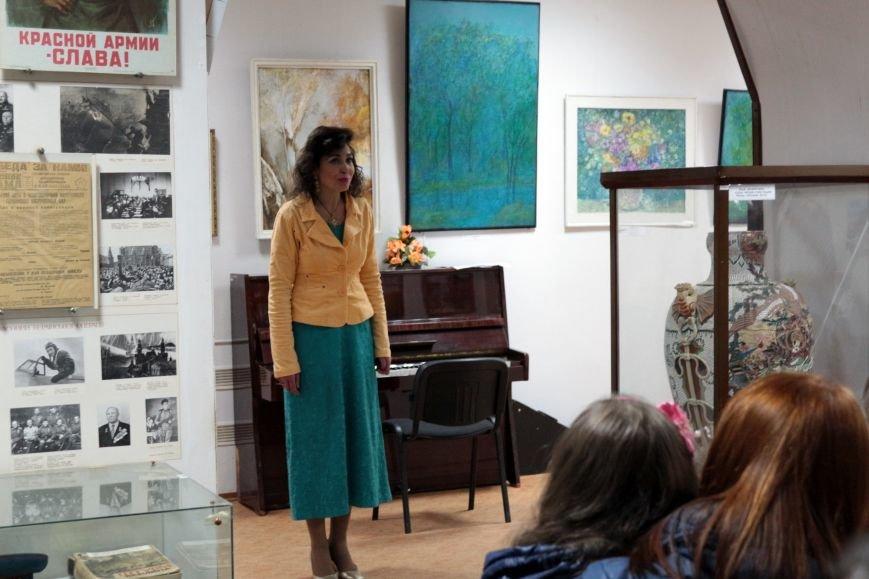 Выставка картин Никопольского союза художников, фото-2