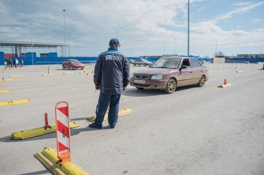 На Керченской переправе открылась новая накопительная площадка для 300 авто (ФОТО), фото-2