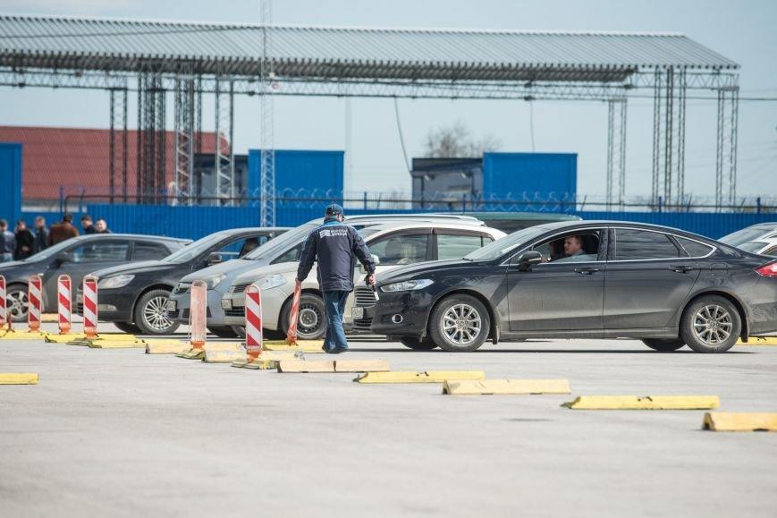 На Керченской переправе открылась новая накопительная площадка для 300 авто (ФОТО), фото-1
