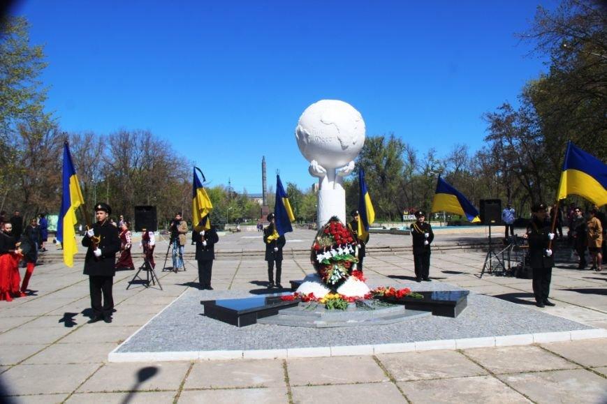 Херсонцы почтили память жертв Чернобыльской трагедии (фото), фото-1