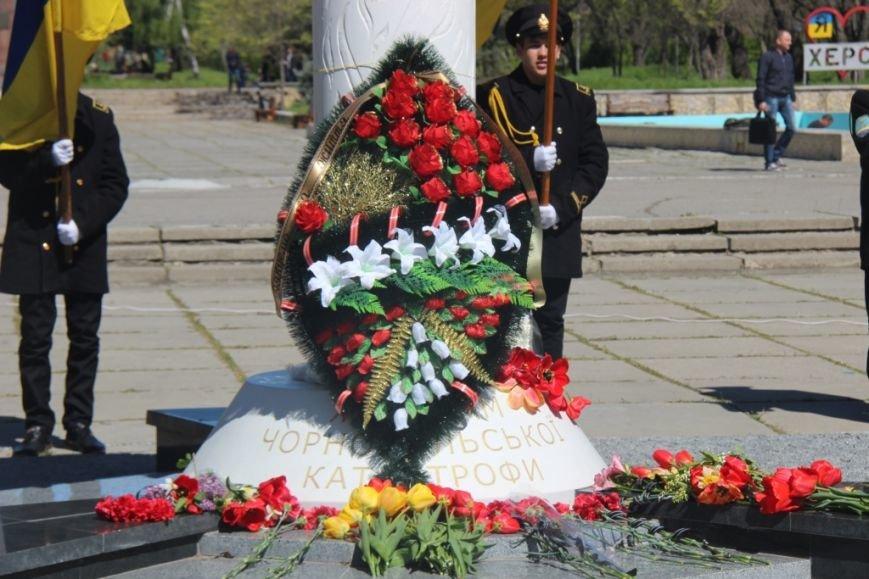 Херсонцы почтили память жертв Чернобыльской трагедии (фото), фото-2
