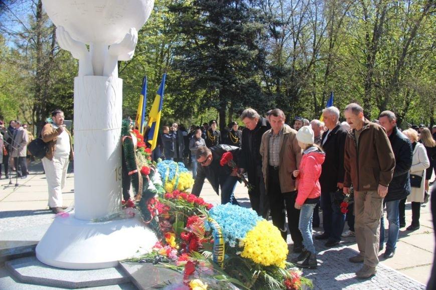 Херсонцы почтили память жертв Чернобыльской трагедии (фото), фото-4