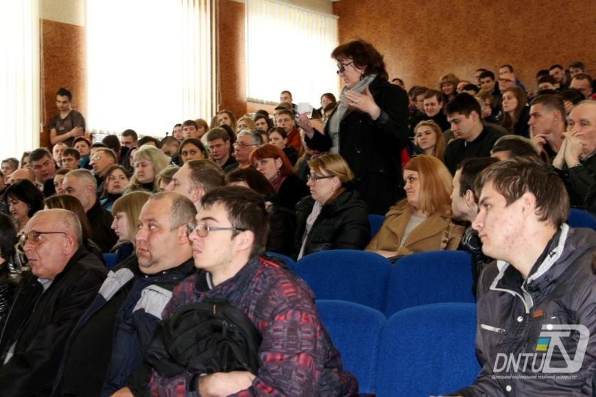 В Покровске в ДонНТУ презентовали программу СБУ «тебя ждут дома», фото-3
