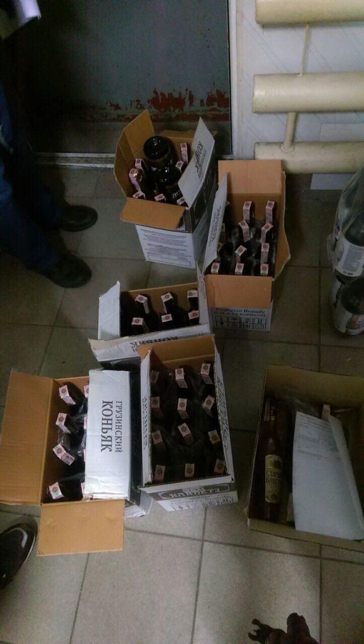 СБУ прекратила производство и реализацию контрафактного алкоголя в районе АТО, фото-2