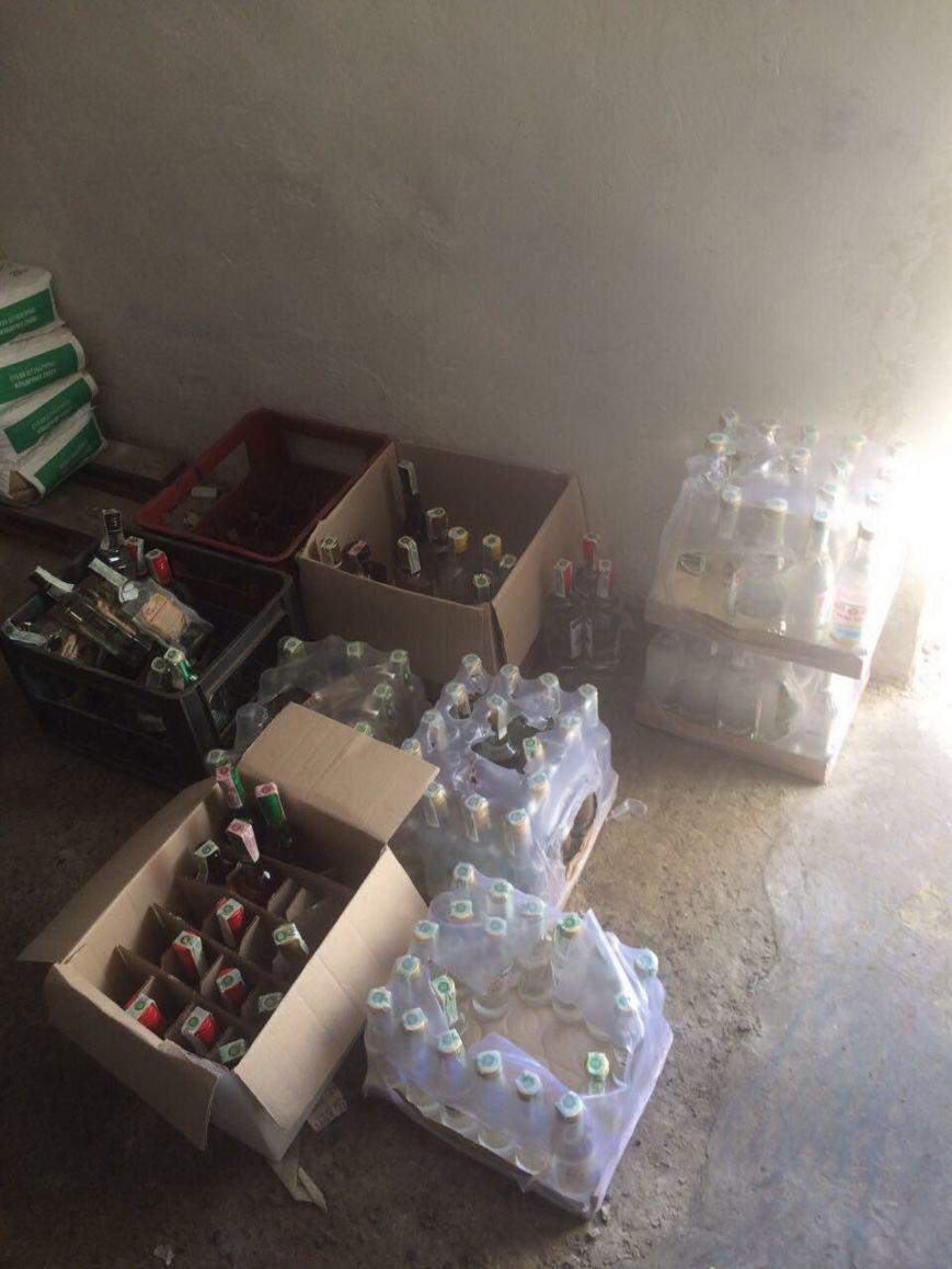 СБУ прекратила производство и реализацию контрафактного алкоголя в районе АТО, фото-5