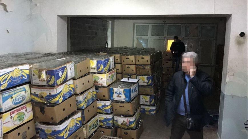 СБУ прекратила производство и реализацию контрафактного алкоголя в районе АТО, фото-4