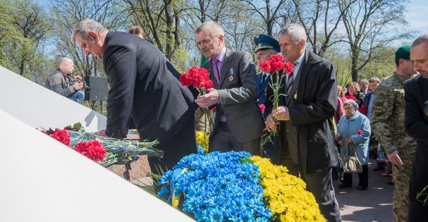 В Харькове почтили память жертв аварии на Чернобыльской АЭС (ФОТО), фото-1