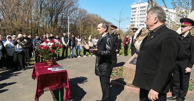 В Харькове почтили память жертв аварии на Чернобыльской АЭС (ФОТО), фото-2