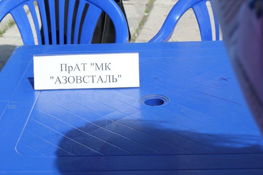 Мариупольцы искали на площади работу своей мечты (ФОТО), фото-6
