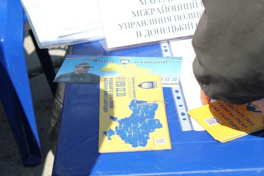 Мариупольцы искали на площади работу своей мечты (ФОТО), фото-2