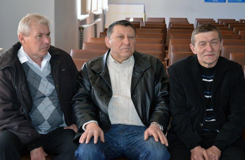 Полицейские Покровска поздравили своих коллег ветеранов-чернобыльцев, фото-3